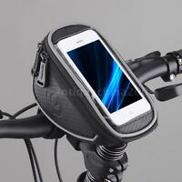 Roswheel Bicycle Front Top Frame Handlebar Bag 5.5in Cellphone Pouch 1.2l G4v5