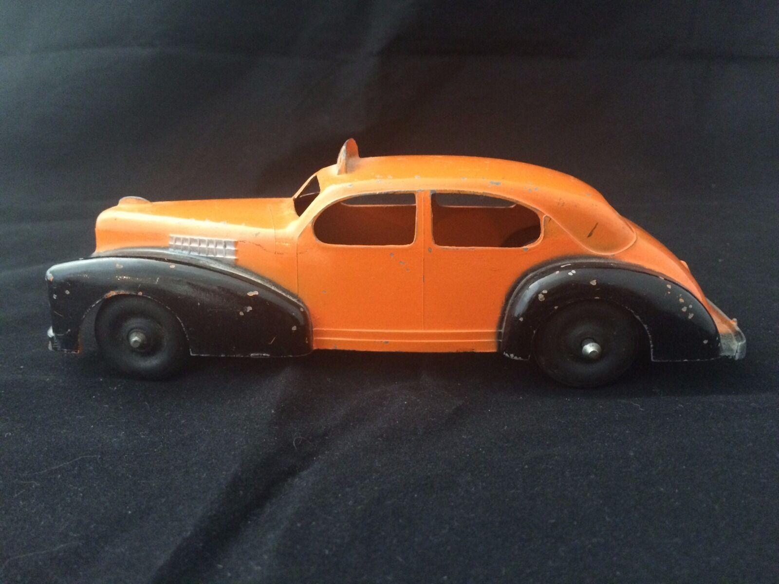 Vintage Hubley Diecast  459 Taxi