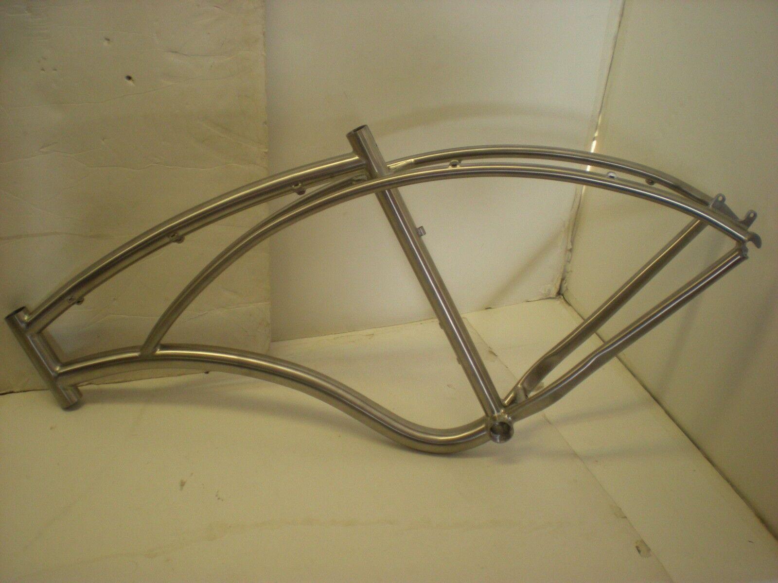 Carver Bikes 29'er Titanium Newsboy Frame 19.5  BRAND NEW
