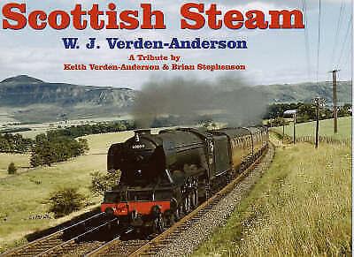 1 of 1 - Scottish Steam, Acceptable, K. Anderson, Brian T. Stephenson, Book