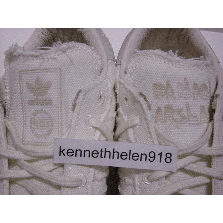 Neu Adidas New York Arsham Schuhe Cm7193 Kern Kern Kern Weiß einschließlich Tasche Sz 9.5  5a1b24
