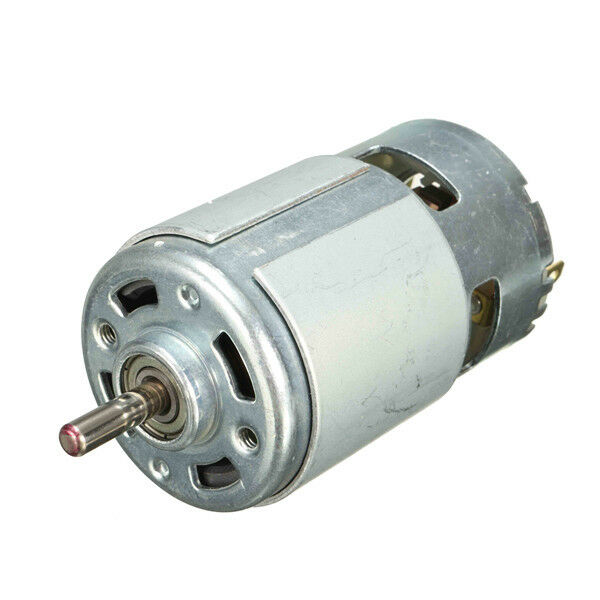 DC12-24V 150W 13000-15000RPM 775 5mm Shaft Micro High Speed Power Motor