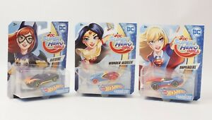 Super-Hero-Girls-Hot-Wheels-Supergirl-Wonder-Woman-Batgirl-Styles