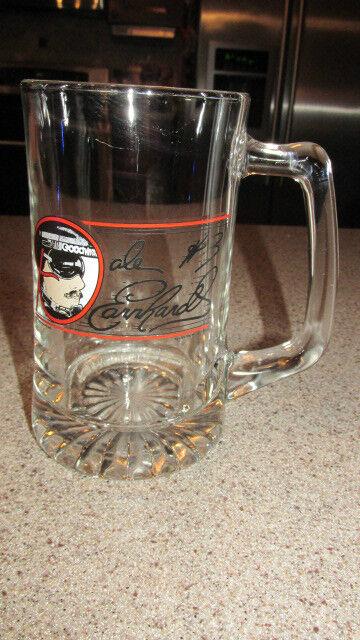 DALE EARNHARDT SR! - 1992, #3, Oversized, Glass, Mug, Clean