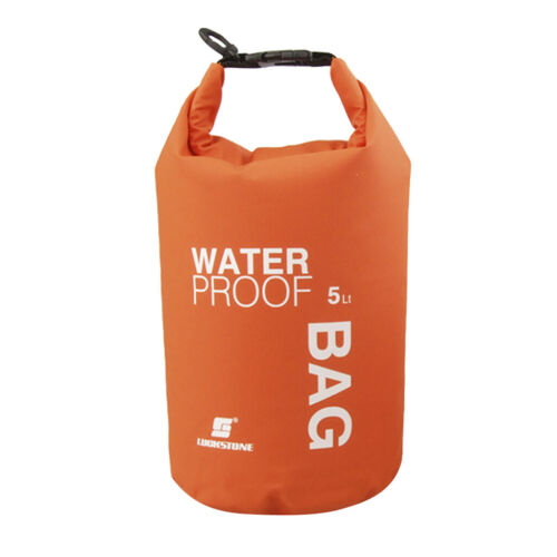 Wasserdichter Packsack   Rollverschlussbeutel Für Camping Bootfahren