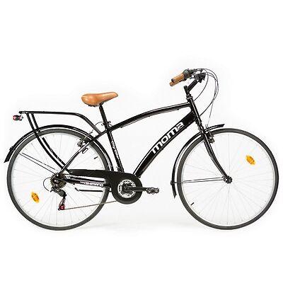 """Bicicleta Paseo Citybike SHIMANO. ALUMINIO, 18 VELOCIDADES, RUEDA de 28"""""""