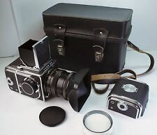 Camera Kiev 88 #8609103 6x6cm120 film,MC Volna-3 Russian USSR  , case, EX!
