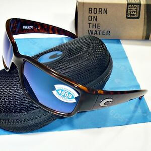 d9040bf4d239 Image is loading Costa-Del-Mar-Caballito-Polarized-Sunglasses-Tortoise-Blue-