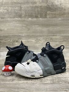Arenoso base correr  puu Loistava Roux nike air more uptempo 96 black grey white -  ffcc-route-des-andes-camping-car.com