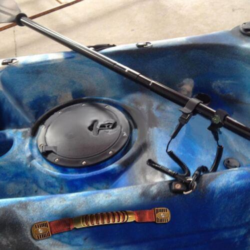 2Pcs Universal Side Mount Carry Handle Grip for Kayak Canoe Boat Luggage Bag