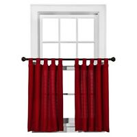 Cafe Curtain Tiers Chesapeake Pair - (42x36) - Room Essentials&153;