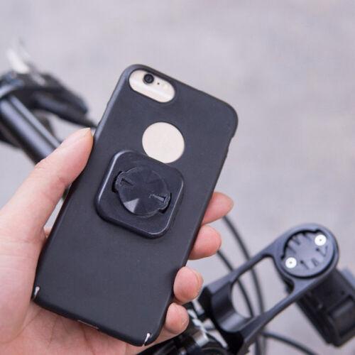 Bicycle Phone Stick Adapter Holder For Garmin Edge GPS Computer Mount Bracket