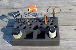 Fly-Tying-Tool-Stadium-Werkzeughalter-Bindestation