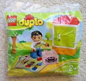 LEGO-Duplo-40267-Find-a-Pair-Baker-Birthday-Cake-New-amp-Sealed