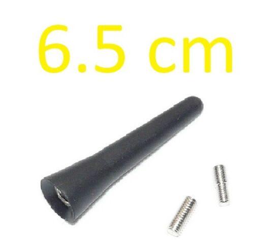 Stab Antenna Alfa Romeo 145 146 147 156 159 166 antenne bacchetta TETTO ANTENNA 6,5cm />
