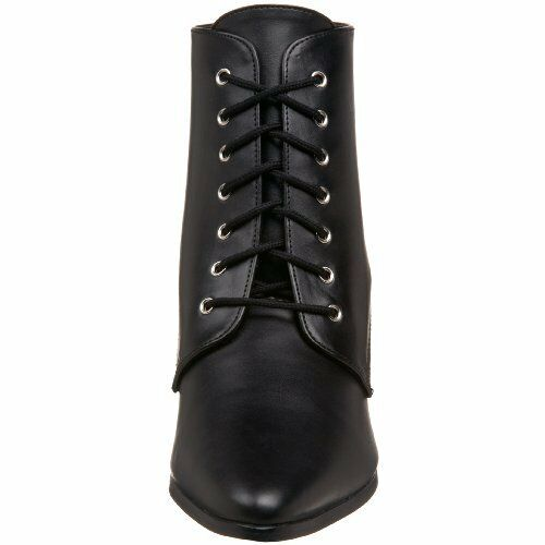 Funtasma by Pleaser Womens Victorian Ankle Boot- Pick SZ/Color.