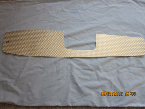 1964  impala SS console trim for standard models