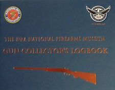 The NRA National Firearms Museum Gun Collector's Logbook (2012, Hardcover)