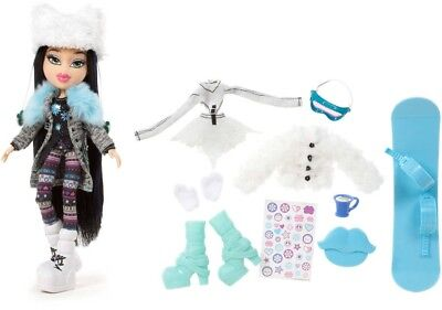 Jade With 2 Outfits NEW Bratz #SnowKissed Doll