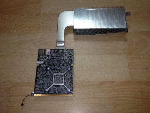 "2011 2010 2009 Radeon HD4850 512MB VIDEO CARD Apple iMac  27/"" A1312 heatsink"
