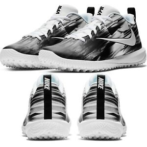1ec15da6001 Nike Vapor Varsity Low Turf LAX Men s Lacrosse Cleat Comfy Shoes ...