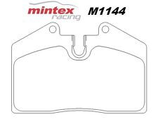 Mintex M1144 For Porsche 911 3.3 930 Turbo 87>89 Rear Race Brake Pads MDB1456