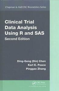 Clinical-Trial-Data-Analysis-Using-R-and-Sas-by-Ding-geng-Chen-Hardcover-Book-Fr