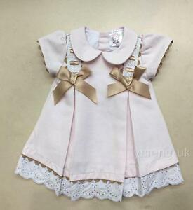 0c271435b3edc Beautiful Wee Me Baby Girl's Pink Spanish Princess Dress/Romany ...