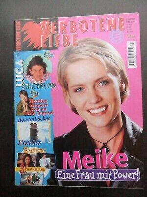 TV Serie Magazin VERBOTENE LIEBE Nr. 7 - 1997 MICHAELA