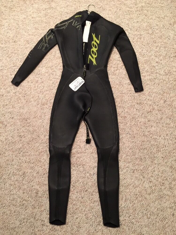 NWT Zoot Women's Conduit Wetsuit NEW X-Small