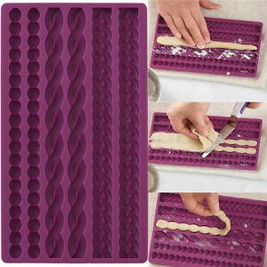 3D-Knit-Rope-Pearl-Silicone-Fondant-Mould-Cake-Border-Decor-Sugar-Icing