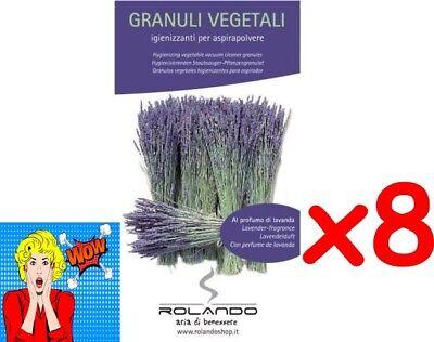 Mami Milano Set 4 Duft für Staubsauger I Granulat Geeignet