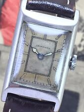 Vintage ultra rare CYma Tavannes Cal.063 The only one on the net . One of a kind