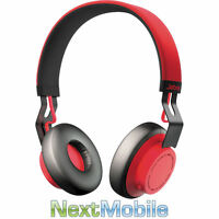 Jabra Move Wireless Headphones Red For Iphone 5s & 6 - Express Shipping