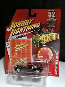 2005 Johnny Lightning Poker 2003 Nissan 350z B6 Ebay
