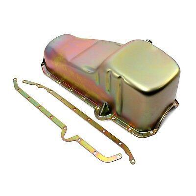 IMCA Claimer Pan 80-85 SBC Chevy 283-305-327-350 Cheater Racing Oil Pan