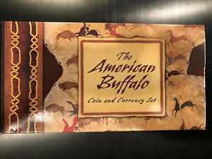 2001-American-Buffalo-Coin-and-Currency-Set-Includes-2001-D-Buffalo-1