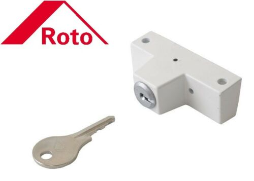 Roto drehsperre cylindre blanc #230153 fenêtres de sauvegarde sécurité enfant Centro