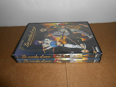 La Corda d'Oro ~ Primo Passo: Collection 1 + 2 Complete DVD Lot Region 1 Anime