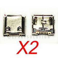 2 X Samsung Galaxy Player 5.0 YP-G70C YP-G70CWY Charging Port USB Dock Connector