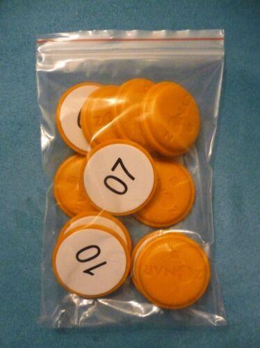 ZONAR 1-11 MARIGOLD NFC TAG KIT P//N 81617