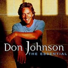 The Essential by Don Johnson (CD, Jan-1998, Sony Music Media)