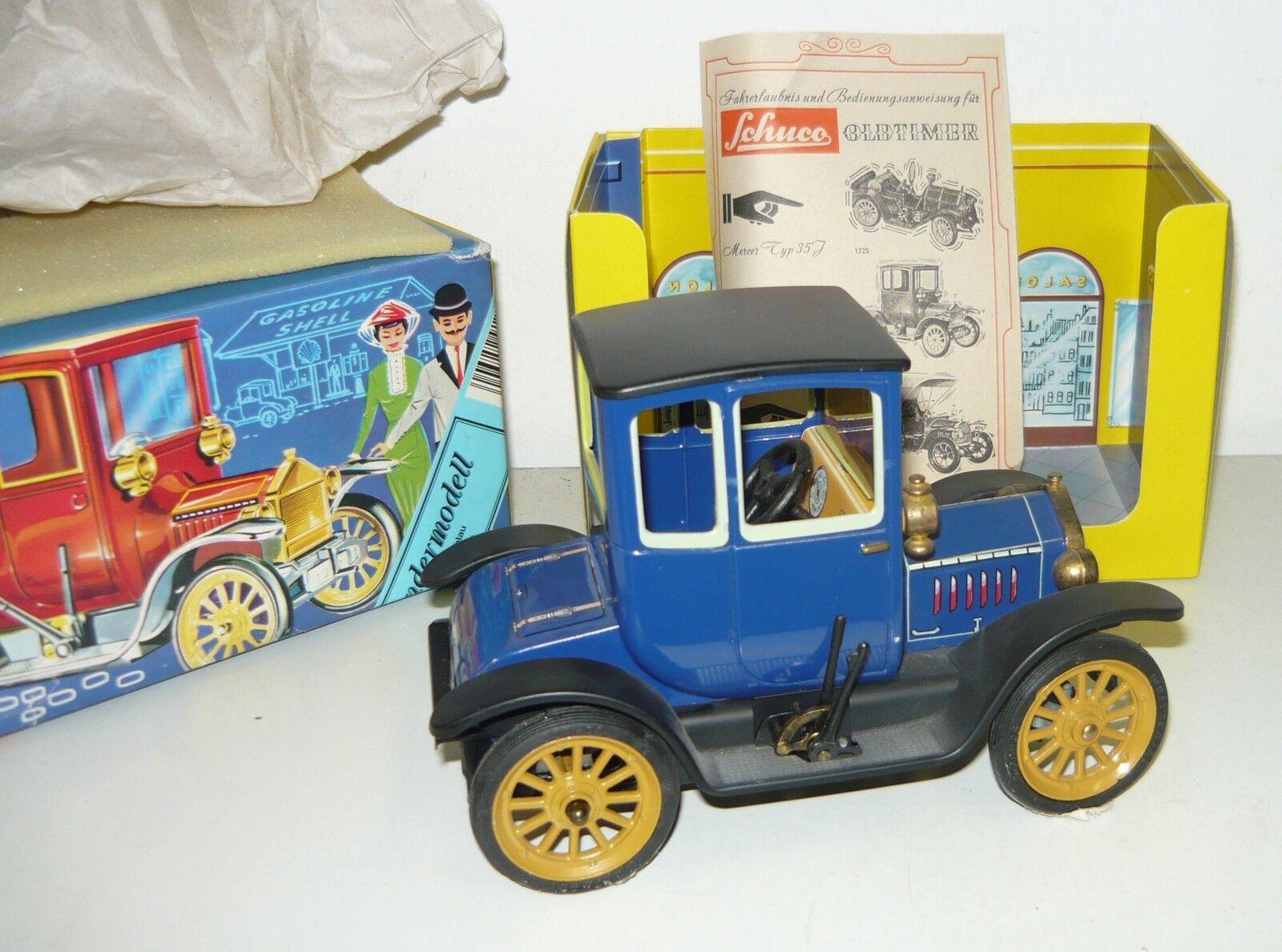 Schuco 1236 (1227), Ford Coupé t 1917, modèle spécial, bleu, 1 43, neu&ovp