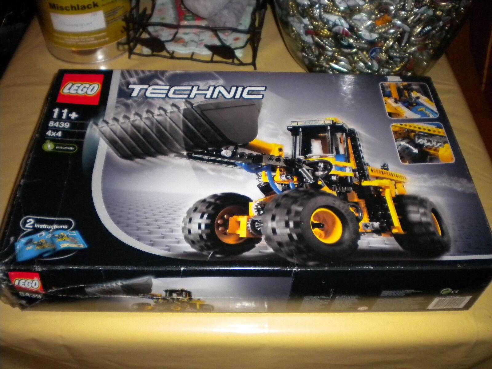 Lego Technic Bulldozer 839 NEU & OVP Herregud Rarit tHerregud