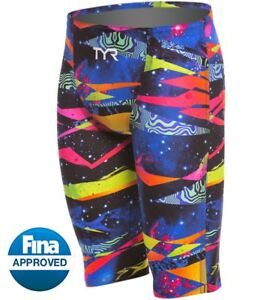 33343e86d328 NEW – Limited Edition Mens 28 – TYR Avictor Omaha Nights High-Waist ...