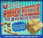 Professor Murphy's Wooden Puzzle: Over 30 Mind-Boggling Mysteries! by Parragon (Paperback / softback, 2015)