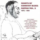 Giants of Country Blues Guitar, Vol. 2 by Various Artists (CD, Jul-2000, Wolf)