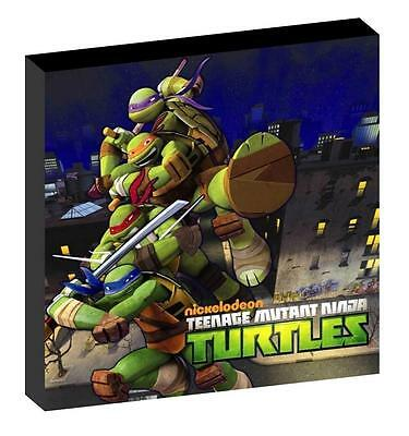 TMNT TEENAGE MUTANT NINJA TURTLES c CANVAS PICTURE