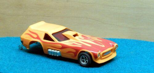 Aurora AFX Chevy Vega Ex. Shape HO Slot Car Model Motoring Tjet Vintage