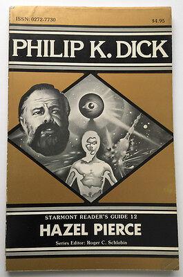 Philip K Dick by Hazel Pierce Starmont Reader's Guide 12